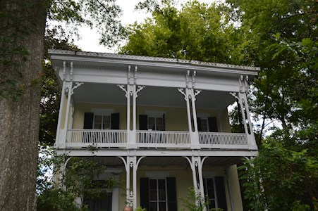 Visit the second most haunted home in America- McRaven Tour Home.